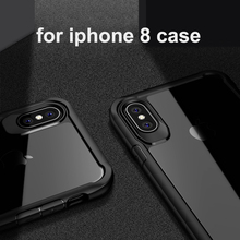 Phone Case For Apple iPhone X Housing Anti-knock Cover 5.8 Inch TPU+PC Shockproof Shell CORNMI