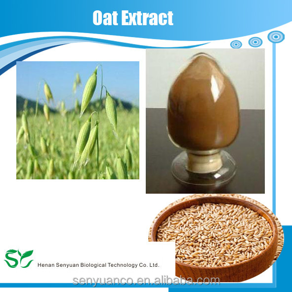 Natural Oat Straw Extract 80% Oat Beta glucan