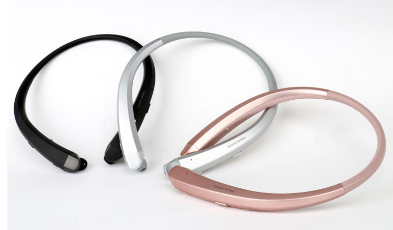 High Quality TONE HBS-910 Infinim Bluetooth Wireless Stereo Headset HBS 910