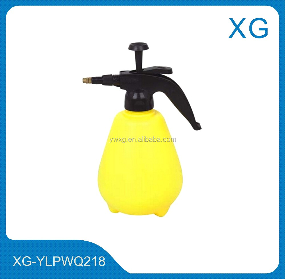 portable cheap small plastic hand pressure sprayer/small flower sprayer/household plant sprayer
