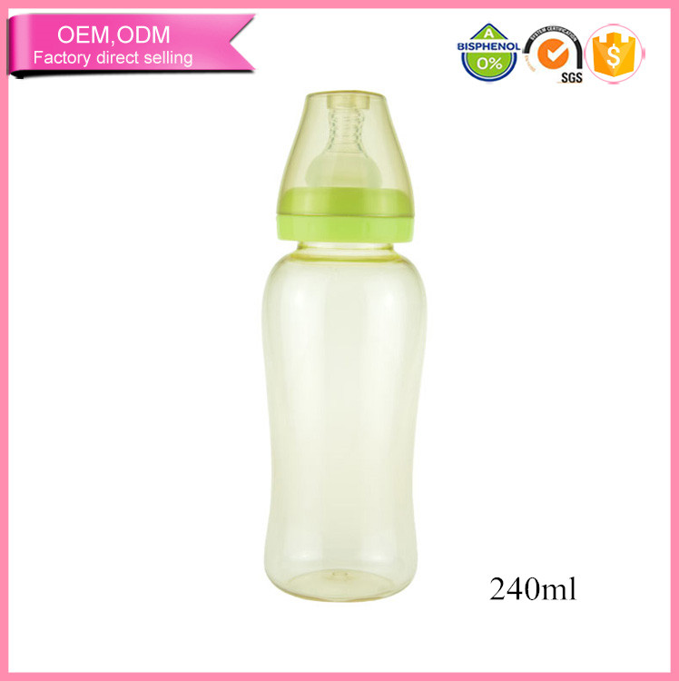 Bebe Feeding PPSU Bottles OEM ODM Factory Price Baby Bottle 240ml