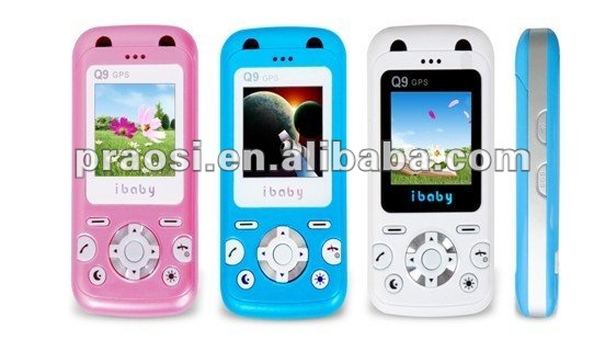 baby tracker cell Q8 +lbs + keyboard big + sos + music