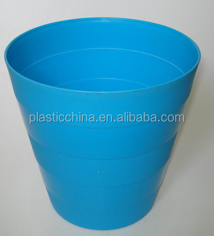 Hot Sale High Quality Round Office Plastic Dustbin