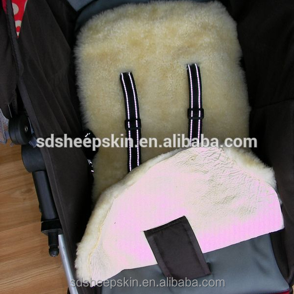 Child Seat Type Baby Infant Car Seat Covers Sheepskin Cover