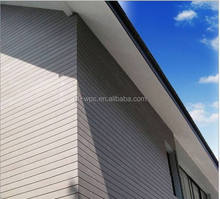 Upgrade plastic material wall cladding