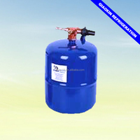 Liquid oil water separator