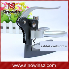 Portable model rabbit wine opener bottle corkscrew easy to carry