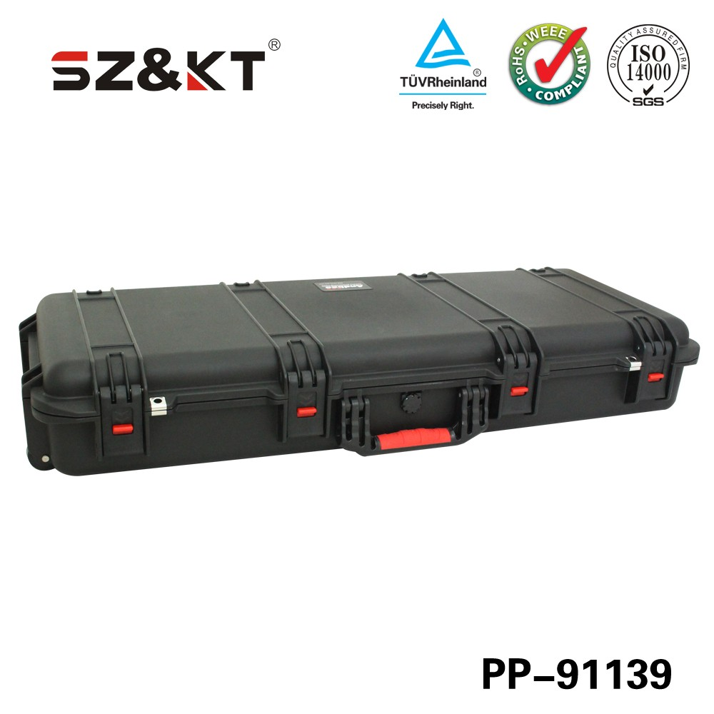 factory new styles IP67 hard plastic case pp plastic large equipment rack cases for electiric device