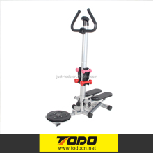 Stepper with Handles ,Indoor Fitness Exercise Stepper with Dumbbell with Twister