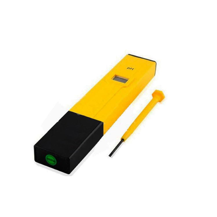 Excellent quality home use drinking water ph meter with durable batteries digital pocket pH meter hold