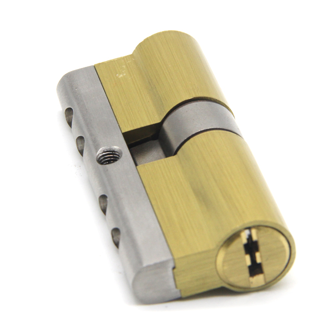 High Security Solid Brass Euro Profile Combination Door Lock <strong>Cylinder</strong>