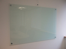 2.2-5mm CE & ISO9001 Whiteboard Glass
