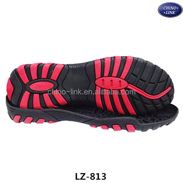 Top quality slip resistant synthetic rubber casual shoes outsole