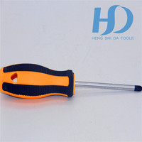 Professional tools with screwdriver