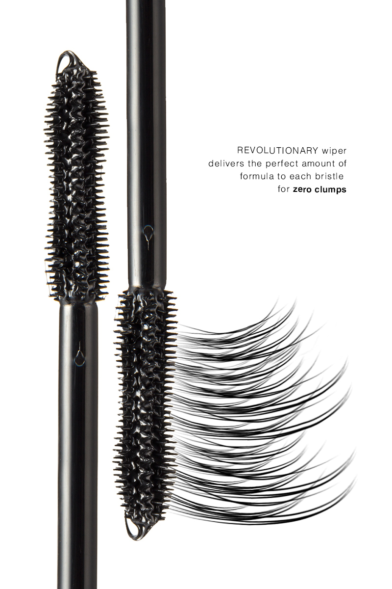 Menow M302 Eye Cosmetics Practical Lashes Unique Mascara