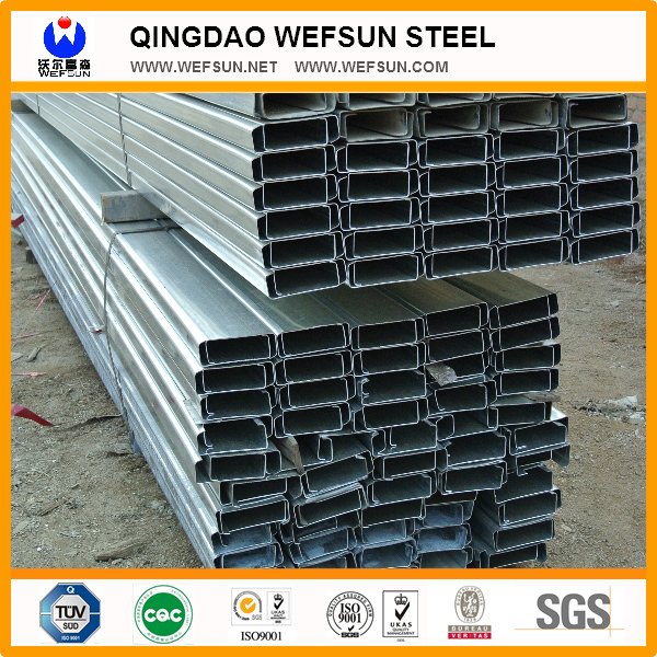 Long span prefabricated steel structure space frame
