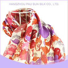 Promotional various durable using modern scarf shawl