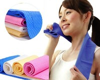 Wholesale Summer Ice Cool sport Towel