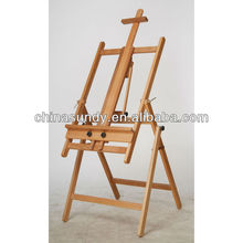 master double-desk sketching wooden easel