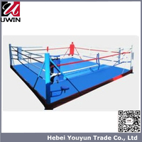 International Standard 7mx7mx1m Used Boxing Ring For Sale