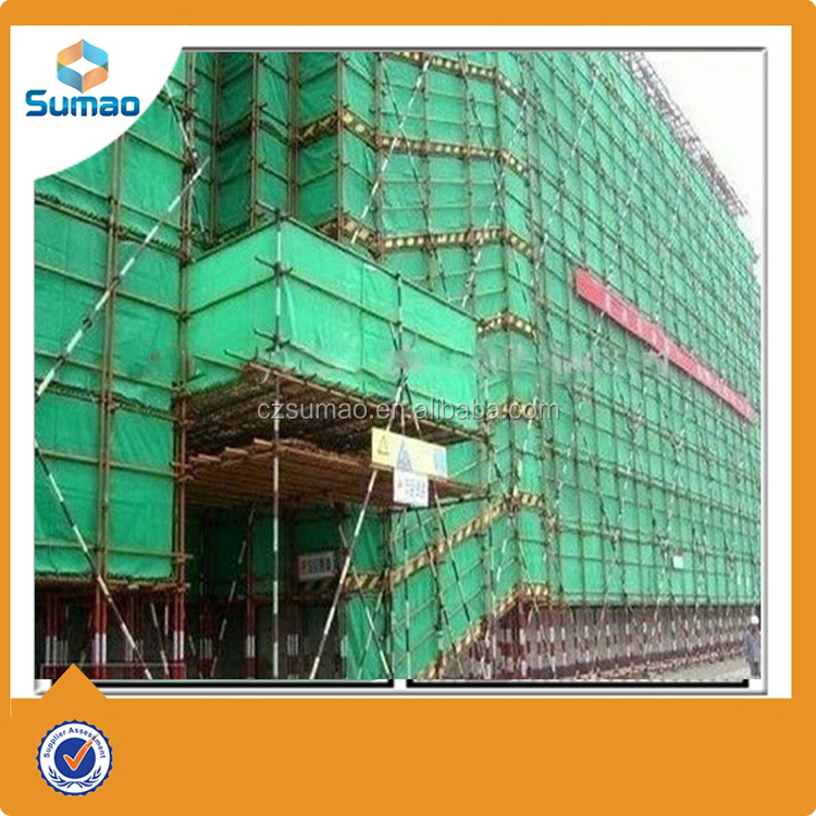 Low price promotional net used for construction building