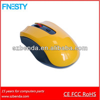 hot selling 24g wireless optical mouse promotional optical mouse