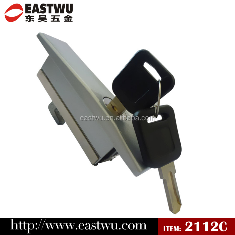 2112C High Security File Cabinet Lock with master key