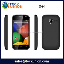 New 4 inch Android 4.2 dual sim dual camera X+1 Cheapest 4inch gps bluetooth 3g smart phone