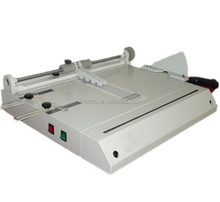 Photo album cover forming machine/manual case making machine/hardcover making machine