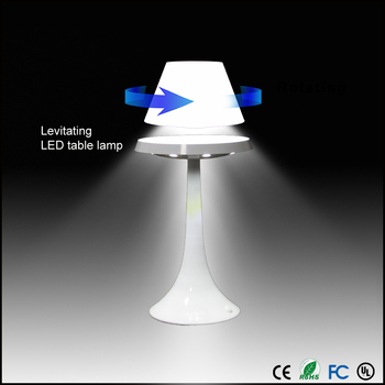 China fashion levitation LED Table Lamp Handicrafts wholesale export OEM