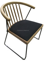 P114#New arrival pictures models antique modern designed chair dining wooden furniture