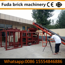 QT4-18 brick making machine made in china/aac block production line