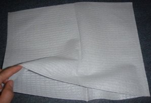 Disposable head rest cover/Headrest cover