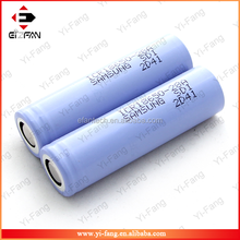 ICR 18650-28A 18650 2800mah 3.7V li-ion rechargeable battery cell ICR 1865 li-ion