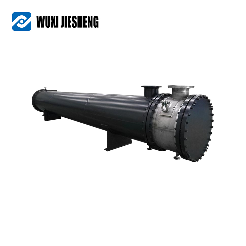 Professional tube heat exchanger oil coolers with fans