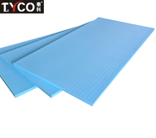High Density and Compressive Strength Compressed Styrofoam Thermal Insulation XPS Foam Panel