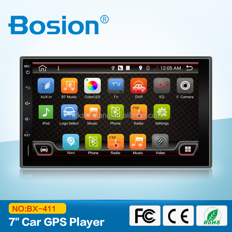2016 Android 4.4.4Full Touch Screen Car Radio For Suzuki Sx4 Double Din Car DVD GPS Navigation with App Store