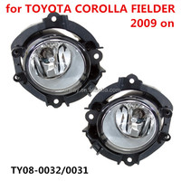 Fog light for TOYOTA COROLLA FIELDER 2009 on car accessories