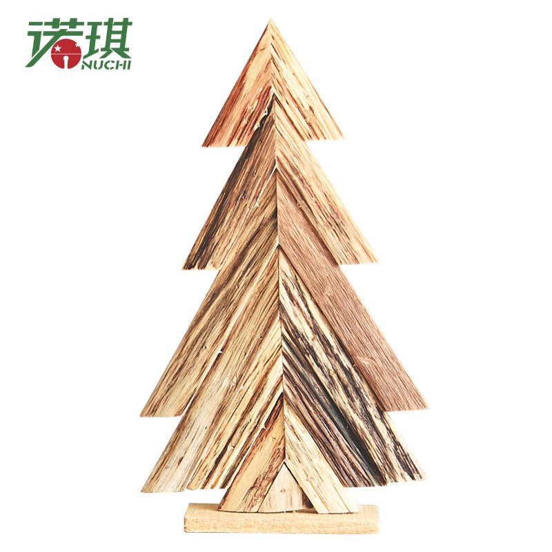 nuchi vintage handmade wooden christmas