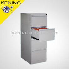 stainless lateral steel medical drawers cabinet