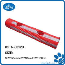 Red paper cat sex toy cat tunnel