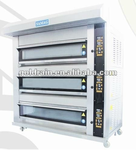 hot sale bread Deck Oven