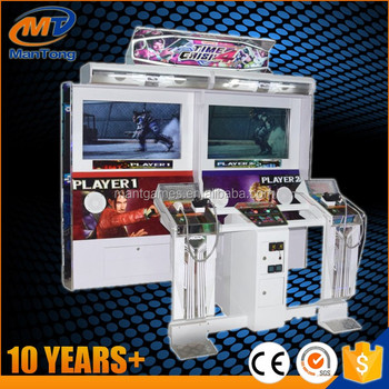 Time crisis 4 series coin operated arcade game machine electronic shooting gaming machine