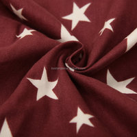 2015 Wholesale Fabric 100% polyester tricot microfiber brushed fabric