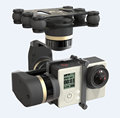 FY New FPV Phantom gimbal 3-axis MINI gimbal system camera video stabilizer