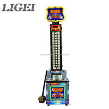 Wholesale Classical Mr King of hammer arcade lottery ticket game machine for christmas