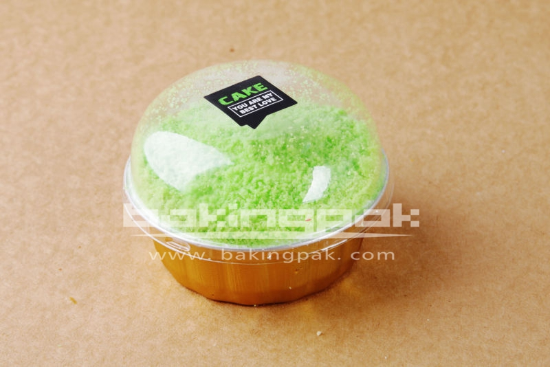 Display cups/dome container/birthday cake container/9inch mini pastries container