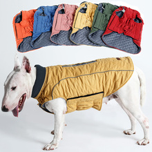 2017 Doglemi Best Selling Vintage Pet Dog Winter Coat Jacket Clothes