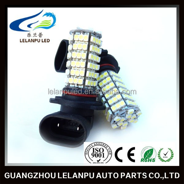 auto led light 9006 3020 102SMD canbus led fog light for car