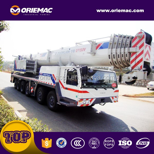 Best Selling Zoomlion 50 ton <strong>Truck</strong> Crane QY55D531.1 in China
